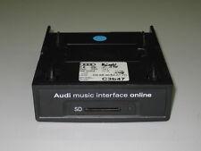 Audi AMI Audi Music interface Online A1 A3 Q3 A6 A7 SD 8X0 035 751 USB I-Pod MMI