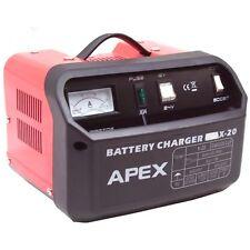 Chargeur de batterie X-20 démarrage rapide 12V/ 24V voiture auto moto BOOST
