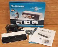 Black Pandigital PANSCN01 PhotoLink Mini Scanner
