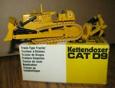 Caterpillar Cat D9G Crawler Dozer & Ripper 1/50 GESCHA CONRAD Construction Toy