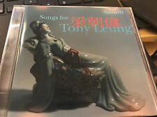 "Swoon ""Songs For Tony Leung"" cd La Truffa"