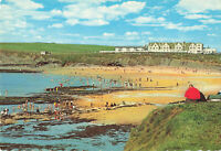 Rare Vintage Postcard Beach, Bundorn, Co. Donegal Ireland Unposted.