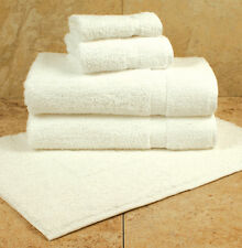 Wholesale Lot of 10 doz White Hand Towels ~1888 Mills Dependability Made in USA
