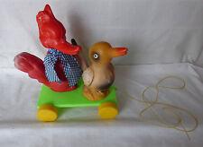 Baby-juguete RDA-según desenfunda animal zorro y elster sobre ruedas