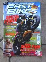 Fast Bikes motorbike magazine - summer 2005 -