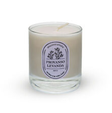 Home Gift Aromatic Candles Safe Smokeless Relaxing Provence Lavender Essentials