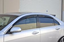 2004 to 2008 TSX Euro R Mgen style side window visor vent shade deflector