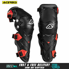 NEW Acerbis Impact Evo 3.0 Motocross MX Enduro Knee Guards Pads Protection Adult