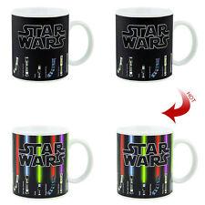 Star Wars Lichtschwert Wärme Farbwechsel Magic Mug Kaffee Tee Tasse