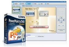 Leawo PowerPoint to DVD Standard, burn create PPT files into DVD movie