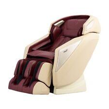 Burgundy Os-Pro Omni Massage Chair 2-Stage Zero Gravity Recliner 1 Year warranty