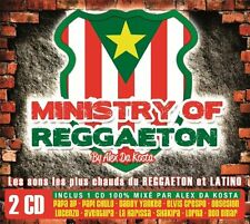 31667//MINISTRY OF REGGAETON LA COMPIL OFFICIEL REAGGAETON  2 CD NEUF 35 TITRES