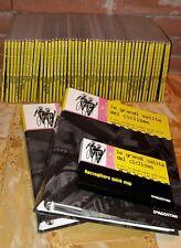 COLLEZIONE LE GRANDI SALITE DEL CICLISMO 50 DVD - 1/2 EDIZIONE - 50 QUICK MAP