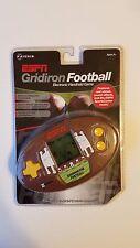 Zizzle ESPN Gridiron Football Electronic Handheld Game Portable Travel Sport (I)