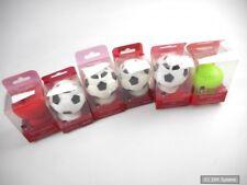 6x Bull-Products Bluetooth Box Lautsprecher 4xSoccer, 1xRot, 1xGrün, Demo, LESEN