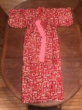 antique kimono robe