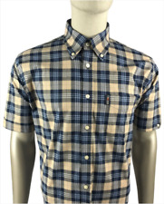 Trojan® Trojan Check B/D Shirt/Stone - 2XL New SS20 TC/1004