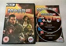 Mass Effect 2 - Windows PC - Complete - DVD-ROM - VGC