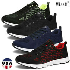 Mens Sneakers Casual Shoes Lightweight Sports Running Athletic Walking Fashion