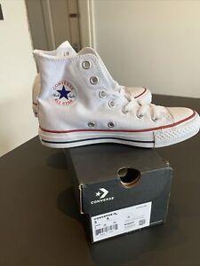 Converse CT All Star Hi - M7650C - Optical White - Unisex Hi-Top Sneakers