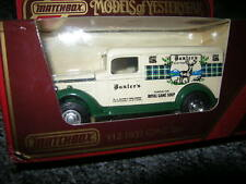 Matchbox Models of Yesteryear GMC Van 1937 Y-12 OVP