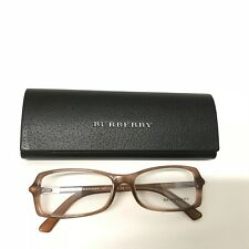 New 100% Authentic Burberry Eyeglasses Frames B 2083 3026 Transparent 54mm Italy