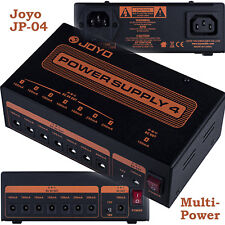 Joyo JP-04 Multi Power Supply, 7x9V + 1x 12V  oder 18V/DC NEU! = isolated