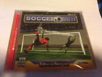 New Sealed Soccer Math Age 7-14 School Cd-rom