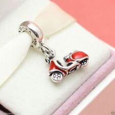 Pandora Red Scooter charm S925 ALE