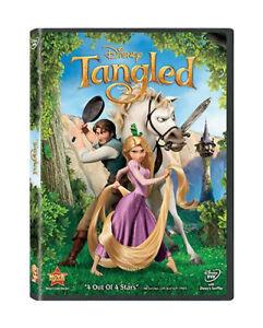 Tangled DVD Byron Howard(DIR) 2010
