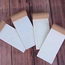 Kraft papier cahier todo carnets carnet livre Vintage journal carnet p lc