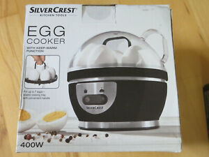 egg cooker keep warm function  new boxed