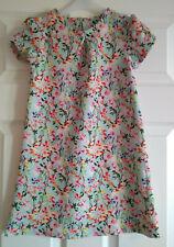 Girls Next Mint Floral Ponte Dress   Spring/Summer   3-16 Years   Brand New