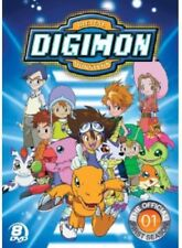 Official Digimon Adventure: The Complete First Season [New DVD] Boxed Set, Dub