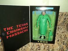 TEXAS CHAINSAW MASSACRE LEATHERFACE VIDEO GAME APPEARANCE ACTION FIGURE NECA