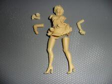 Figurine  résine ASGARD 1/20 90mm MISS CANON réf 5011 photographe sexy