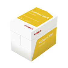 CANON A4 GIALLO ETICHETTE STANDARD 80GSM COPIARE CARTA 97003515 - 2500 FOGLI