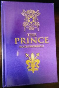 The Prince by Niccolo Machiavelli, Sealed in Plastic