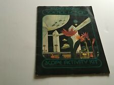 Student Booklet -Science Fiction, Scope Activity Kit- 1976 (booklet only)