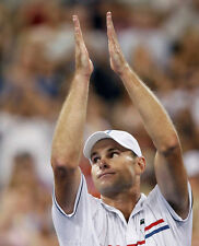 Andy Roddick UNSIGNED photo - H3599 - American former professional tennis player