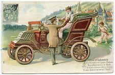 Superbe voiture ancienne . Automobile. Ange . Old car . Angel