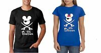 Mom, Dad And Family Mickey Minnie PIRATE DISNEY TRIP  T-Shirts