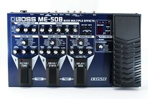 Boss ME-50B Multi-Effects Guitar Effect Pedal Used ME50 B JAPAN A835196