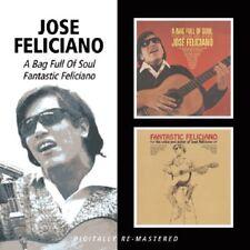 Feliciano, Jose-a bag Full of soul/fantas... CD neuf emballage d'origine