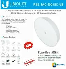 Ubiquiti PBE-5AC-500-ISO-US 5Ghz PowerBeam ac ISO 27dBi 500mm