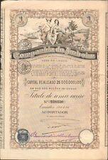 DECO => Companhia do AMBOIM (LISBOA PORTUGAL ANGOLA) (J)