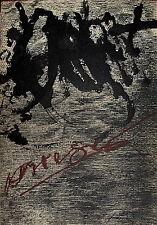 Antoni Tapies Lithographie originale sur velin Art Abstrait Abstraction Espagne