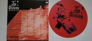 """12"""" Lp Picture VINYL Joy Division - 1977 Depeche Mode Nirvana Cure"""