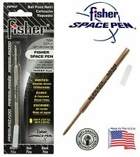 One Fisher Pressurized SPR Series Black Ink / Fine Point Refill #SPR4F