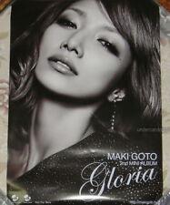 Maki Goto Gloria 2011 Taiwan Promo Poster